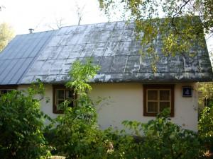 Дом И.И.Бибикова в поселке Сокол