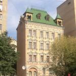 Ружейный переулок. Доходный дом архитектора Исакова